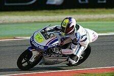 Moto3 - Gadea vor Cortese an der Spitze: Regen st�rt 2. 125cc-Training