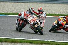 MotoGP - Bilder-Analyse Assen