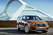 Auto - Aufbruch in ein neues Marktsegment: Premium-SUV: Audi Q3