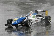 F3 Euro Series - Zweiter Sieg am Wochenende: Wittmann gewinnt im Regen von N�rnberg