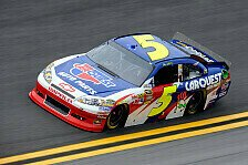 NASCAR - Jetzt fehlt nur noch der erste Daytona-Sieg: 50. Pole f�r Mark Martin