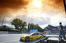 DTM - Bremsen gut, Reifen gut: Wie wirkt sich das Wetter am Norisring aus?