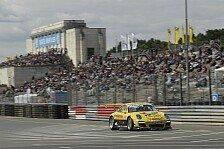 Carrera Cup - Zum Sieg getrickst: Edwards triumphiert am Norisring