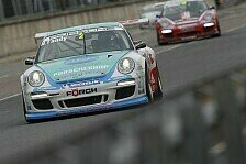 Carrera Cup - Tandy siegt im Trainingskrimi: Nick Tandy holt Norisring-Pole