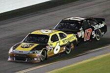 NASCAR - Drei 'Big Ones' in der Daytona-Verl�ngerung: David Ragan feiert ersten Sprint-Cup-Sieg