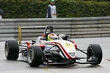 F3 Euro Series - Wittmann zun�chst auf Platz 2: Merhi mit Bestzeit & Unfall in Macau