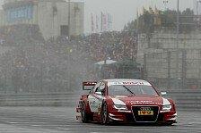 DTM - Einigkeit nur beim Wetter: Kollision kostet Jarvis und Molina gutes Resultat
