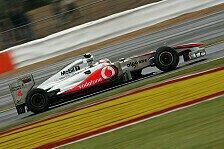 Formel 1 - Beschleunigung einfach nur: Oh mein Gott: Oliver Rowland im McLaren