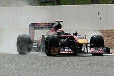 Formel 1 - Besser als die momentanen Resultate: Marko lobt Buemi