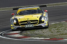 Mehr Motorsport - Fl�gelt�rer aus Tradition: Jan Seyffarth: Der Mercedes SLS AMG GT3