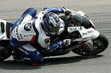 Superbike - Haslam mit Sonderlackierung f�r guten Zweck: Troy Corser noch mit Schmerzen