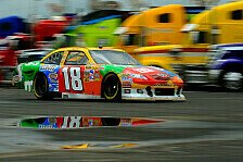 NASCAR - Kentucky-Qualifying wurde abgebrochen: Regen-Pole f�r Kyle Busch
