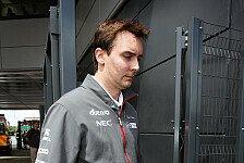 Formel 1 - Verbindung verlief nicht wie erwartet: Sauber: Key-Trennung logischer Schluss