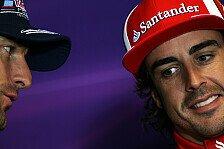 Formel 1 - Alonso legt nach - Hembery entschuldigt sich: Webber: Pirelli ist an allem schuld