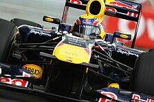 Formel 1 - Show-Event hoch zwei: Buemi startet f�r Red Bull in Russland