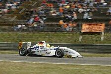 ADAC Formel Masters - Spitzenreiter entscheidet auch das zweite Rennen f�r sich: Pascal Wehrlein regiert am Fu�e der N�rburg