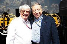 Formel 1 - Folgen einer Vision: Honda-R�ckkehr: Todt & Ecclestone happy
