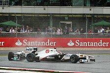 Formel 1 - DRS-Zone in Silverstone festgelegt