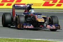 Formel 1 - Sparen der Reifen wichtiger als der Startplatz: Alguersuari hofft auf schlechtes Qualifying