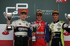 GP3 - Bilder: Silverstone - 7. & 8. Lauf