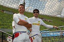 DTM - Brisantes Phoenix-Duo: Scheider vs. Rocky: Wer macht das Rennen?