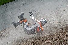 MotoGP - Renn�rzte geben Auskunft: Sturz, Bruch, Schock: So lief Pedrosas Crash ab