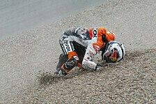 MotoGP - Wird es je zum Titel reichen?: Blog - Pedrosa und die ewige Pechstr�hne