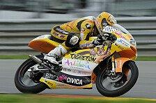 Moto3 - Alle beginnen bei Null: Moncayo will unter die Top-5