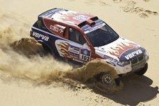 Mehr Rallyes - Peterhansel wird Gesamtzweiter: Silk Way Rallye: Holowczyc gewinnt