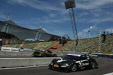 DTM - Spengler bester Mercedes-Pilot: Mortara gewinnt im Olympiastadion