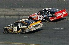 NASCAR - Doppelsieg f�r Stewart-Haas-Racing: Ryan Newman siegt vor Tony Stewart
