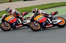MotoGP - Leere in Entschlossenheit umwandeln: Dovizioso und Pedrosa im Duell um Platz drei