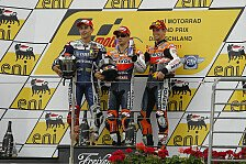 MotoGP - Zahlen zu Laguna Seca