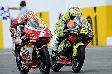 Moto3 - Leichtes Schleudertrauma: Faubel aus Krankenhaus entlassen