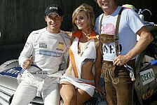 DTM - Bilder: Showevent Olympiastadion - Grid Girls