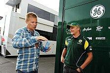 Formel 1 - Geld vs. Talent: Salo: Kovalainens Karriere noch nicht zu Ende