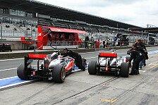 Formel 1 - Kontakt nur eine H�flichkeitsgeste: McLaren spielt PURE-Ger�chte herunter