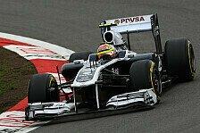 Formel 1 - Beide Fahrer auf dem Hungaroring bereits siegreich: Williams in Ungarn wieder mit KERS