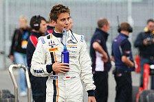 GP2 - Vermutlich an R�ckenwirbeln verletzt: Coletti nach Unfall im Krankenhaus