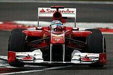 Formel 1 - Keine �berraschungen am Samstag: Alonso sieht sich in guter Ausgangsposition