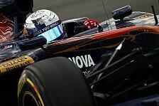 Formel 1 - Kollision ausgel�st: Buemi in Ungarn f�nf Startpl�tze zur�ck