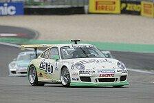 Supercup - Perfektes Rennen bei schwierigen Bedingungen: Rast gewinnt Heimspiel in der Eifel