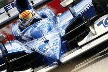IndyCar - Zutiefst beeindruckt von der Fabrik: Servia schlie�t sich Dreyer & Reinbold an