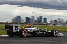 IndyCar - Honda-Test als Trumpf: Sato: Optimistisch ins neue Jahr