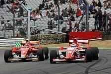 Formel 2 - Zanella erbt Pole-Position von Bortolotti