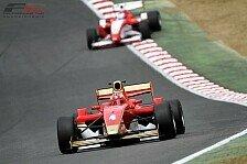 Formel 2 - Bortolotti im zweiten Rennen auf Pole