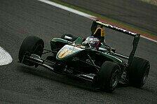 GP3 - Teamkollegen geschlagen: Bottas gewinnt Rennen und Titel