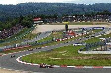 Formel 1 - J�hrlicher Wechsel soll bleiben: Ecclestone: Jedes Jahr Rennen in Deutschland