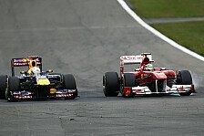 Formel 1 - Ungewissheit und Nervenkitzel: Tobias' Highlight 2011: DRS