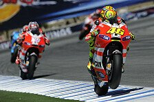 MotoGP - Stoner fuhr taktisch bestes Karriere-Rennen: Pernat: Ducati braucht ein neues Chassis